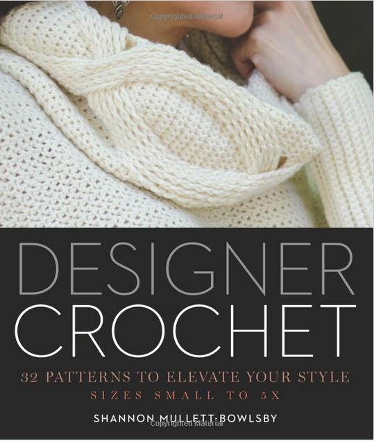 Designer Crochet  Patterns To Elevate Your Style