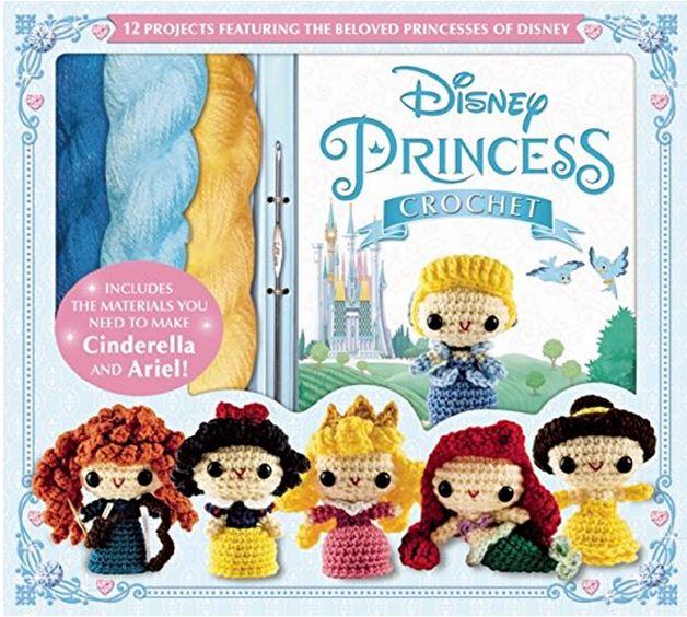 Crochet Patterns Kits : Disney Princess Crochet Kits: Pre-Order to Save $! - crochet envy
