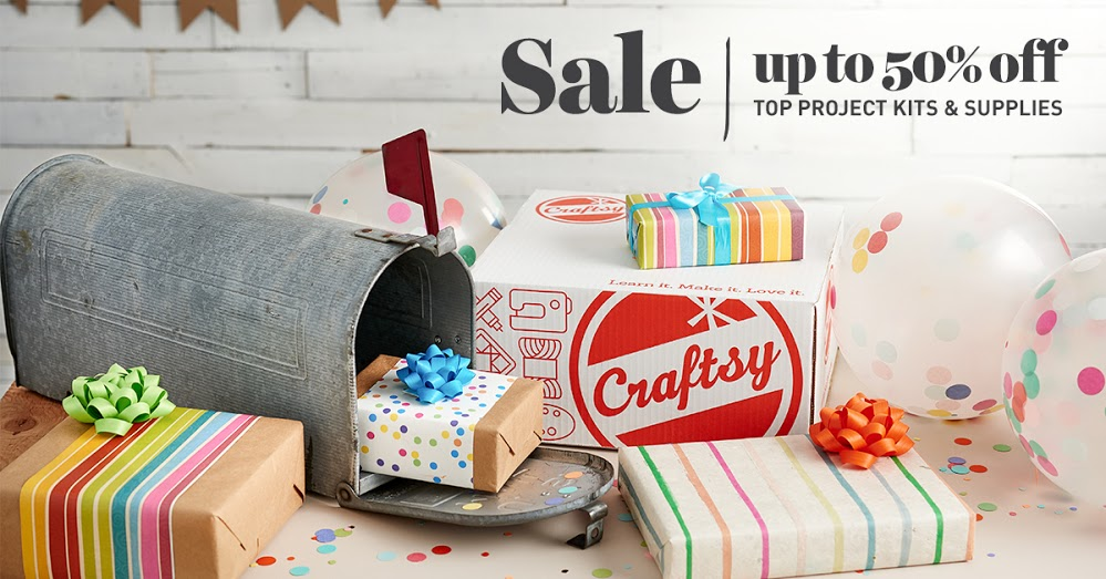 Craftsy Birthday Sale