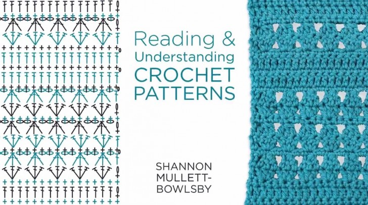 Reading and Understanding Crochet Patterns - taught by Shannon Mullett-Bowlsby on Craftsy!