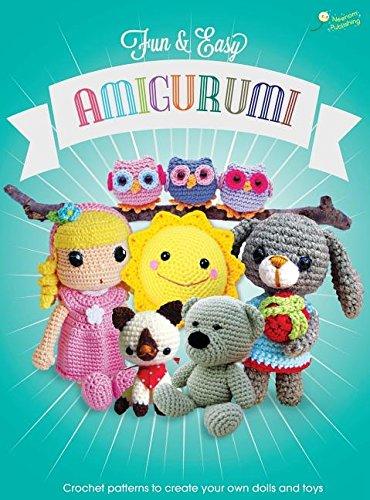 Amigurumi Easy : Fun and Easy Amigurumi: Crochet Patterns to Create Your ...