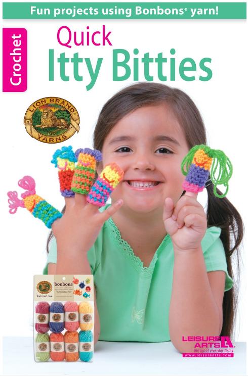 Quick Itty Bitties - $5.99 Leisure Arts