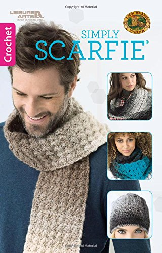 Simply Scarfie by Lion Brand! Get yours today!