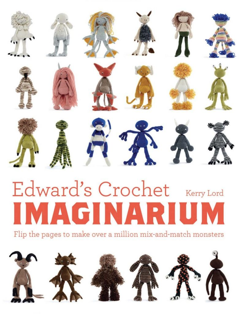 Edward's Crochet Imaginarium $13.36!