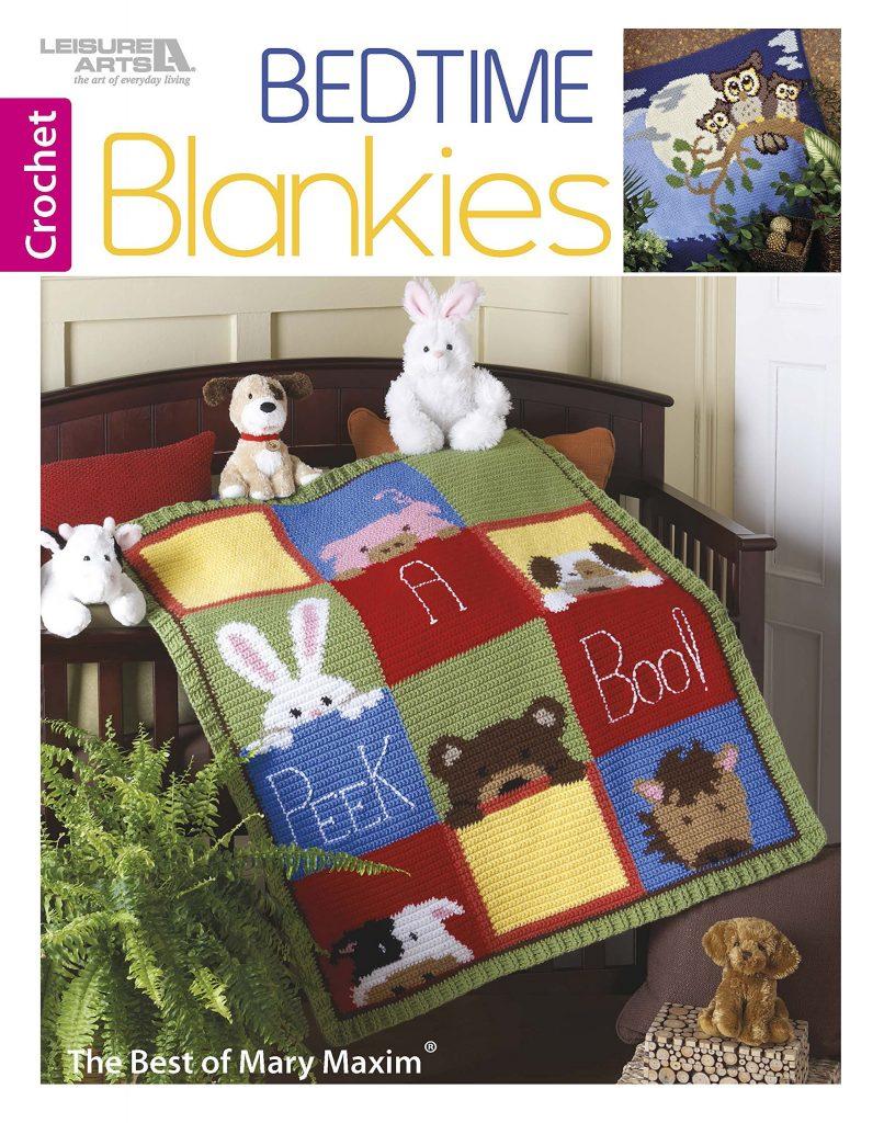 Bedtime Blankies - Leisure Arts