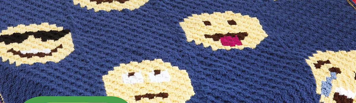 Emoji Crochet | Leisure Arts