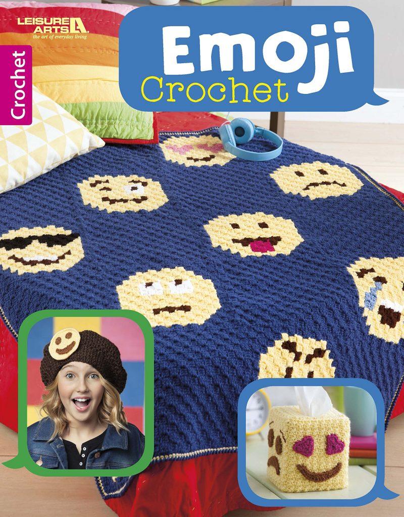 Emoji Crochet | Leisure Arts