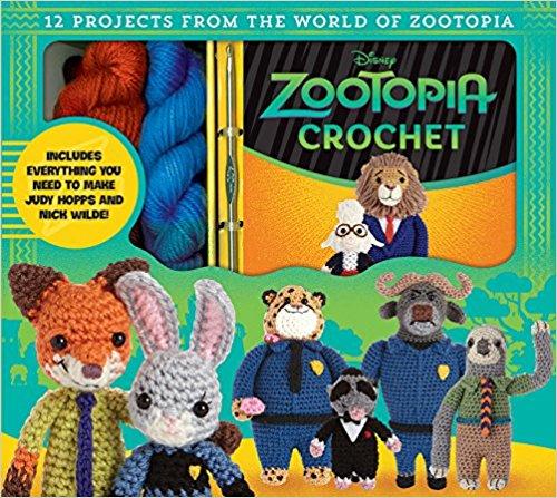 Zootopia Crochet