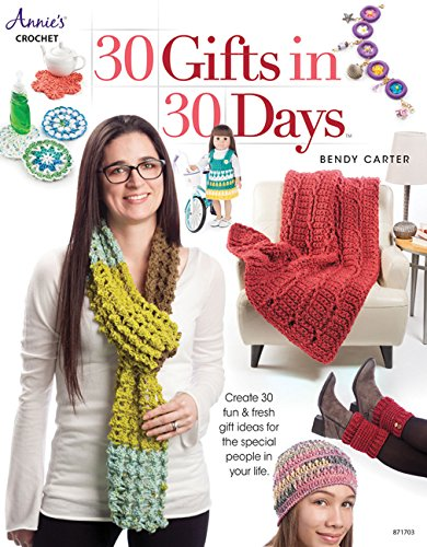 30 Gifts in 30 Days - Annie's Attic