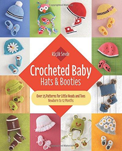Crocheted Baby - Hats & Booties