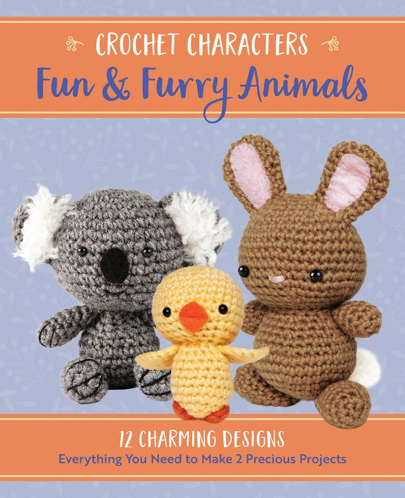 Crochet Characters Fun & Furry Animals