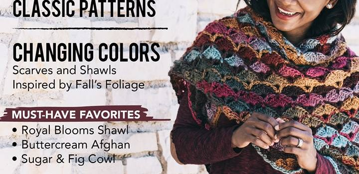 I Like Crochet OCT 2017