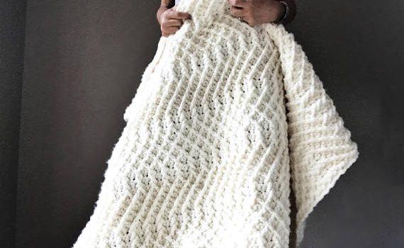 Sweet Slumbers Blanket Pattern