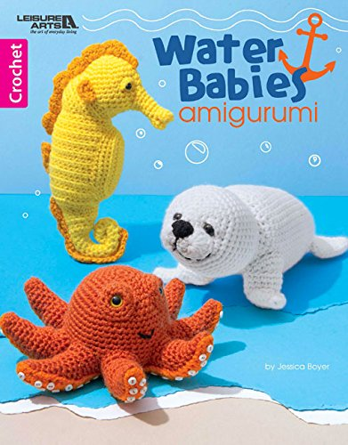 Water Baby Amigurumi