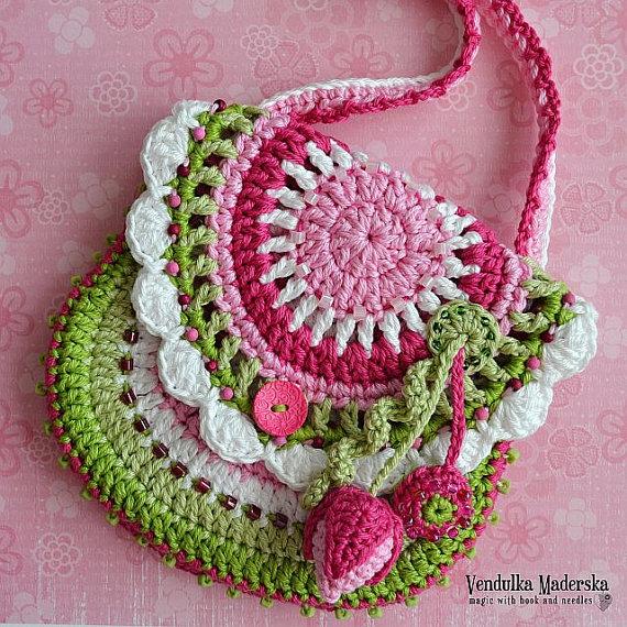 Flower purse by VendulkaM