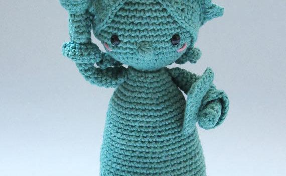 Lady Liberty – Crochet Pattern by {Amour Fou}