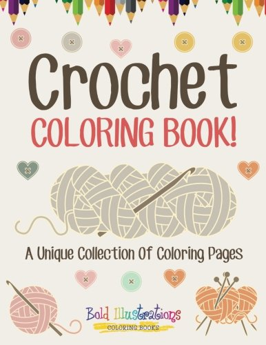 Crochet Coloring Book!