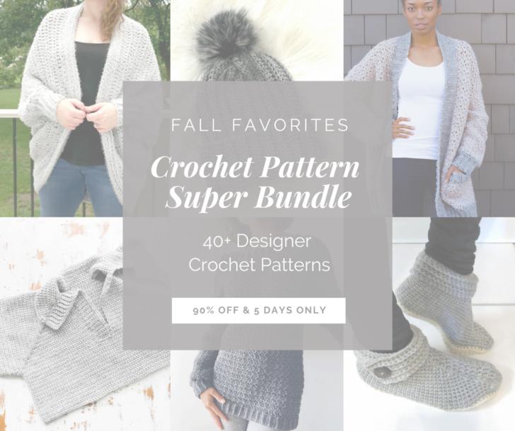 Fall Crochet Super Pattern Bundle!
