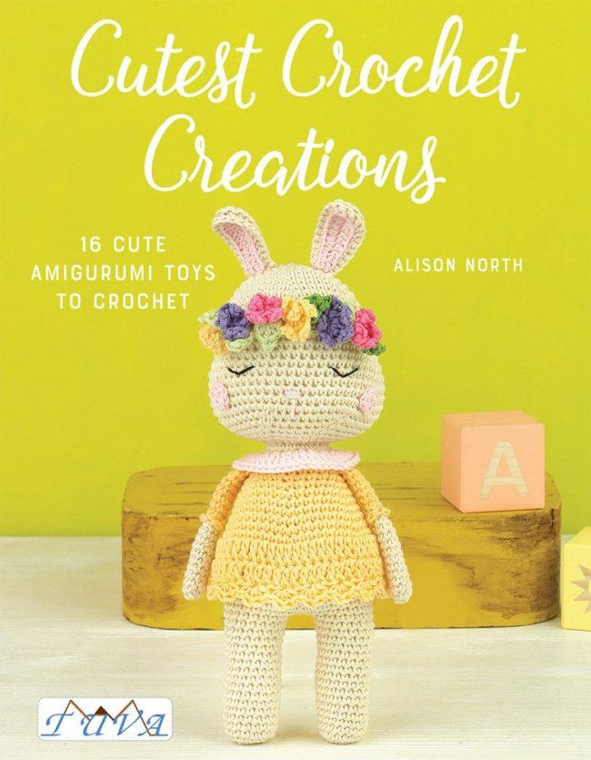 Cutest Crochet Creations: 18 Amigurumi Toys to Crochet