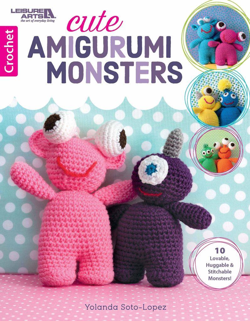 Cute Amigurumi Monsters