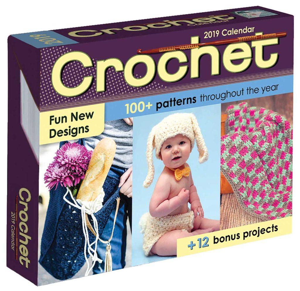 Crochet 2019 Day-to-Day Calendar