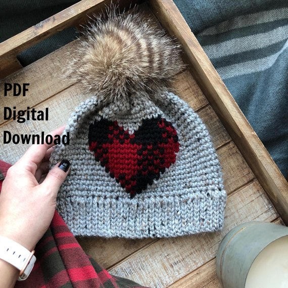 Plaid About You Beanie