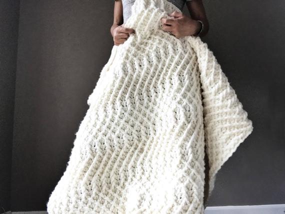 The Sweet Slumbers Blanket Pattern