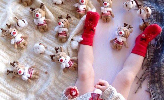 Cute Deer Crochet Pattern