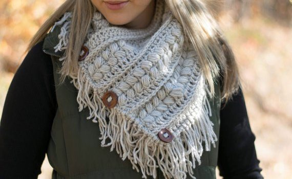 June Berry Cowl by Wild Sapling