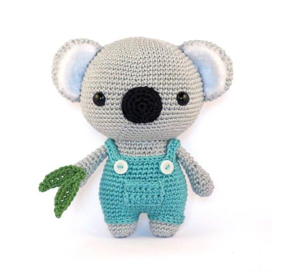 Cute Koala amigurumi