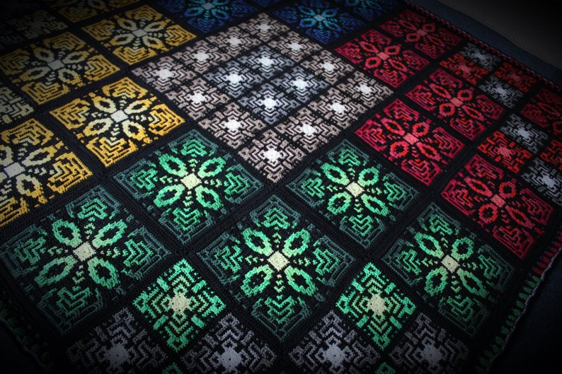 Tibet Tiles