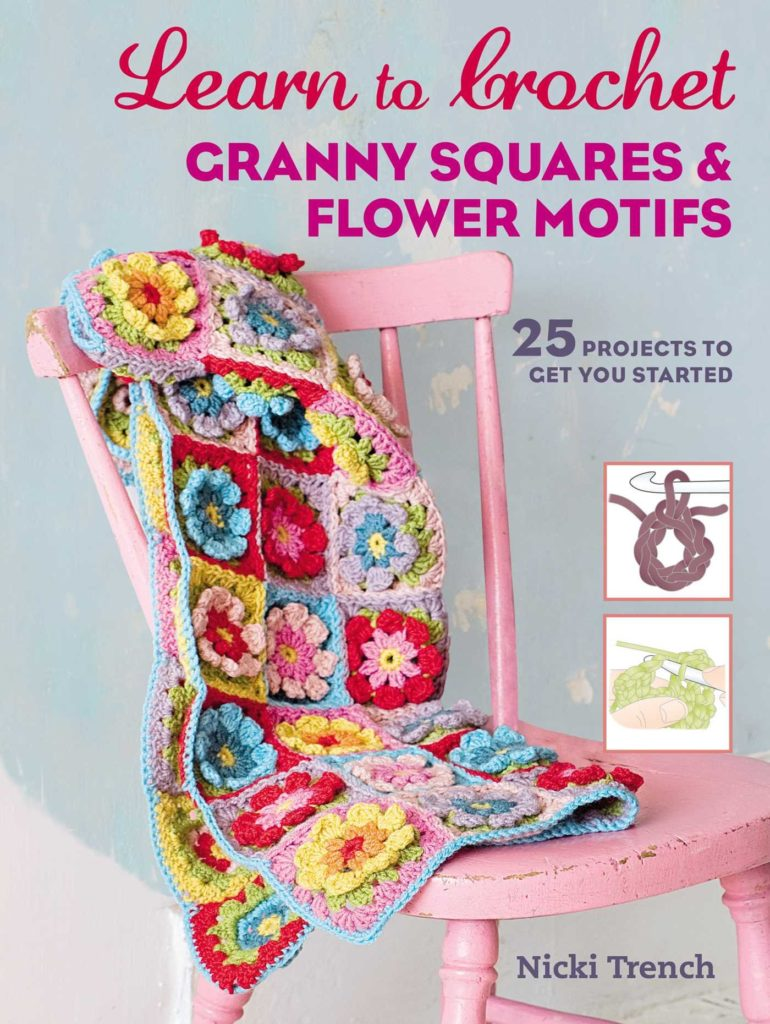 Granny Squares and Flower Motifs