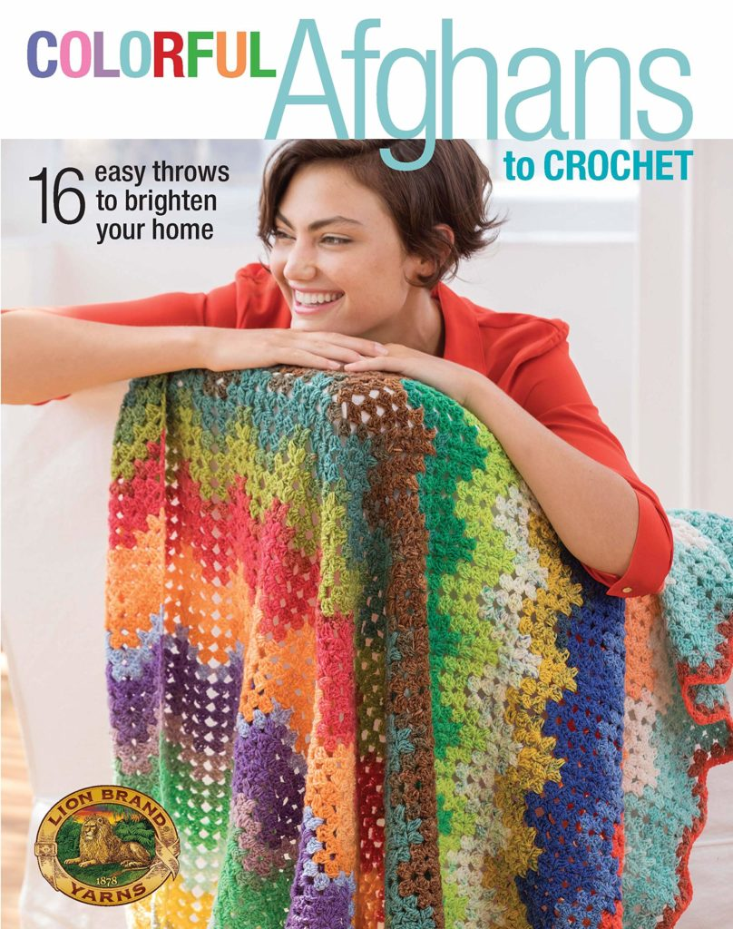 Colorful Afghans to Crochet