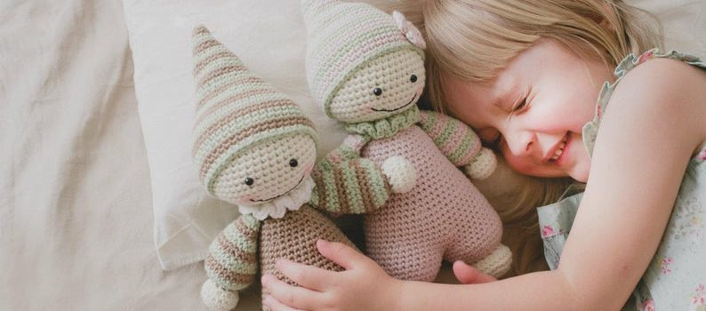Cuddly Baby Doll by Lille Liis