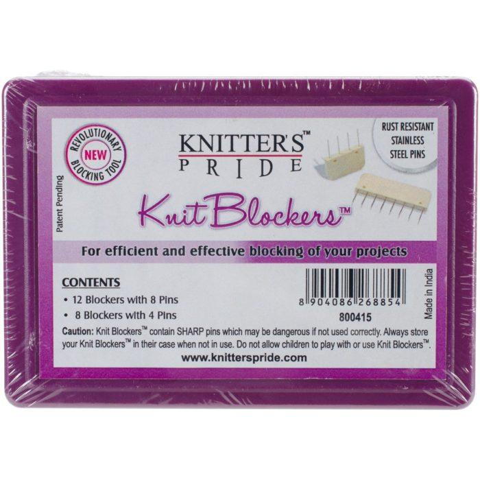 Knitter's Pride Blockers - So Great for Blocking Crochet! - crochet envy