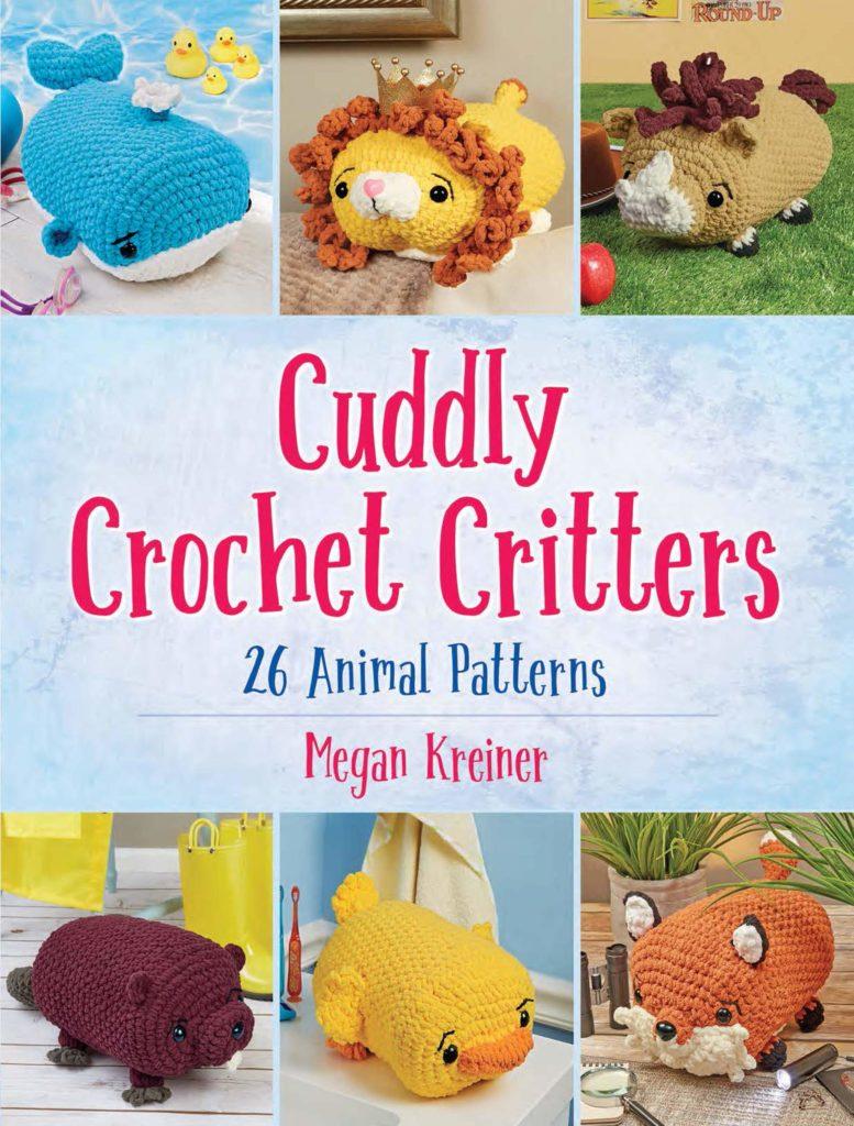 Cuddly Crochet Critters - crochet envy