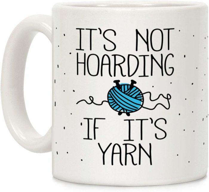 Must Have Mug for Yarnies! - crochet envy