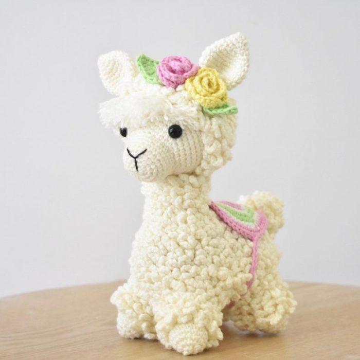 The Sweetest Little Crochet Alpaca! - crochet envy